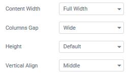 Cara mengubah tampilan Header menjadi Full Screen