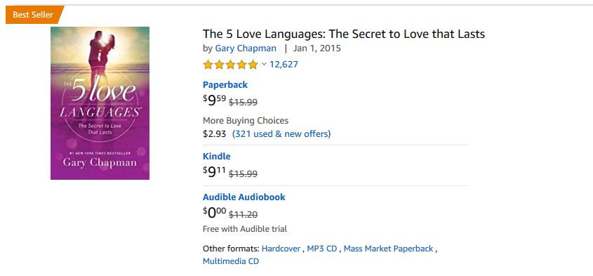 Buku Best Seller dan Banyak Ulasan
