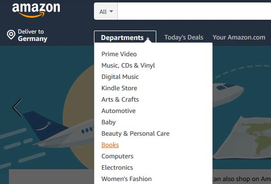 Buku di Amazon adalah Gudang Ide Copywriting